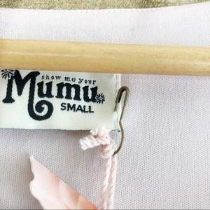 a07649655a49 Show Me Your MuMu Dresses - Show Me Your Mumu Michelle Flutter Maxi Dress